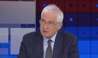 Проф. Дуранкев: Има основание да се вкара актуализиран бюджет