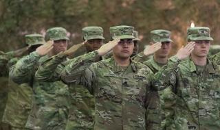 САЩ трупат войски пред портите на Русия