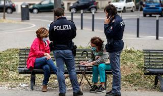 Коронавирус: Италианската полиция е проверила 15 милиона души