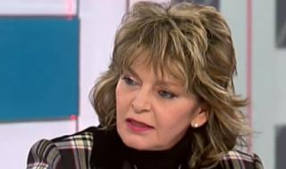 Шаренкова: Не допускам, че Радев е знаел предварително за положителната проба на ген. Петров