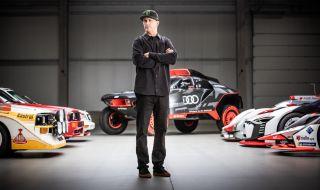 Кен Блок ще помага наAudiза електрическите автомобили (ВИДЕО) - 1