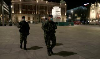 Сърбия обмисля пълна блокада
