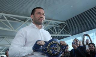 Кубрат Пулев: Завръщам се срещу силен съперник