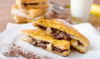 Рецепта на деня: Шоколадови филийки