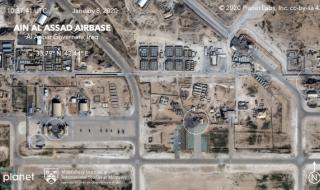 Американски военни са пострадали при иранската атака
