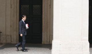 Италия в криза! Правителството на Конте губи мнозинството си в парламента
