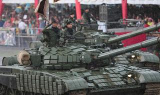 Армията иска да свали Мадуро, твърди Гуайдо