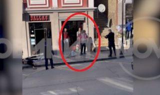 Маскиран с бухалка потроши магазин във Велико Търново