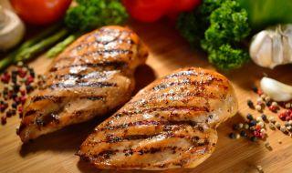 Рецепта за вечеря: Печено пилешко с чеснова паста - 1
