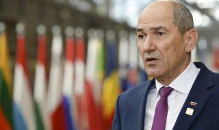 Медиен бунт срещу премиера на Словения