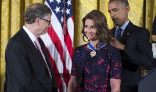 Бил и Мелинда Гейтс вече официално са разделени - 1