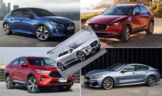 Половината от новите автомобили у нас акостират във Варна
