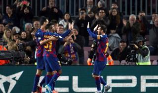Напрежението в Барселона отново е високо: Ръководството хвърля оставка!