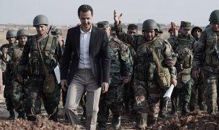 С 95%! Башар Асад беше преизбран за четвърти мандат