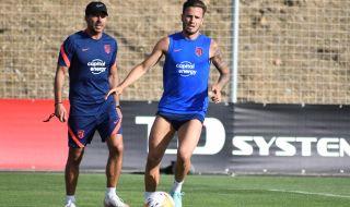 Звезда на Атлетико Мадрид иска трансфер в Англия