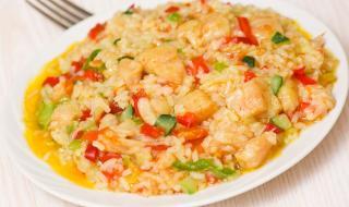 Рецепта за вечеря: Бяла риба с ориз