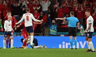 UEFA EURO 2020: УЕФА даде висока оценка на съдийството по време на първенството
