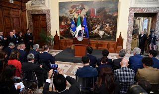 Новият премиер призова за преустройство на Италия