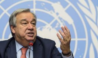ООН: Недопустимо е да се потъпкват човешки права по време на пандемия