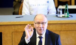 Скандал в Талин! Естонски министър подаде оставка заради думи за Байдън