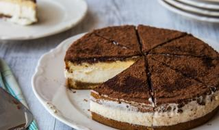 Рецепта на деня: Бисквитена торта с маскарпоне