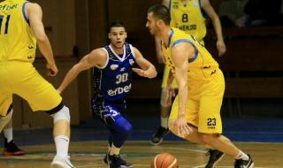 Роден баскетболен национал е с положителна проба за COVID-19