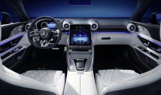 Новият кабриолет на Mercedes пристига с технологии от S-Klasse - 1
