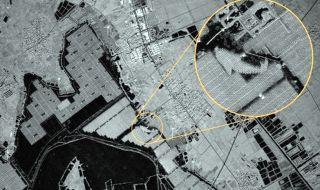 Американците пуснаха сателит, способен да  снима през стени - 1