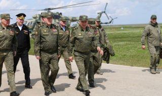 Отбой! Русия прекратява ученията в Южния и Западния военен окръг - 1