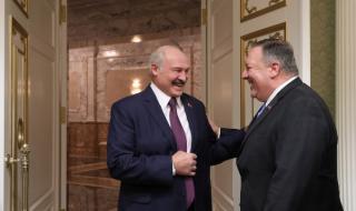САЩ доставят петрол за Беларус