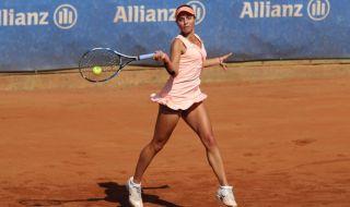 Наша тенисистка с ново рекордно класиране в световната ранглиста