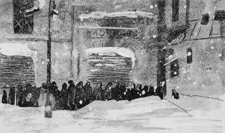 Блокадата на Ленинград - канибализъм на улицата, а КПСС върхушката закусва с пържоли
