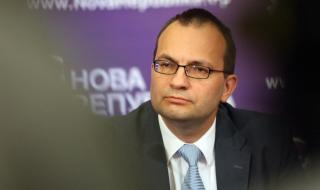 Държавата е изпуснала хазарта, Горанов носи отговорност