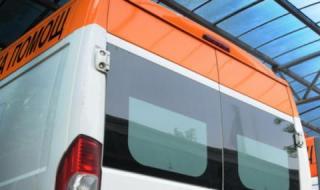 Жена е в болница след взрив в Пловдив
