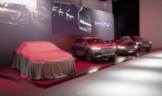 Audi стартира амбициозния проект Artemis