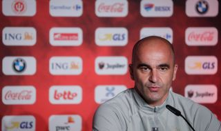 UEFA EURO 2020: Роберто Мартинес остава начело на Белгия - 1