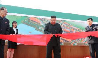 Ким Чен Ун се появил за първи път от седмици (СНИМКИ)