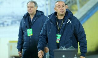 Станимир Стоилов се е заел сериозно с младите таланти в Левски