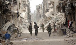 Русия: В Сирия използват жени и деца като жив щит