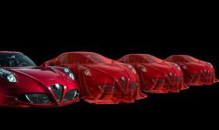 Сбогом на спортно ориентираните Alfa Romeo