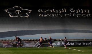 Барселона успя да стигне финал за Суперкупата на Испания след дузпи с Реал Сосиедад