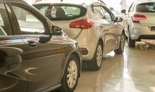 Ето колко нови коли са продадени в България от началото на годината