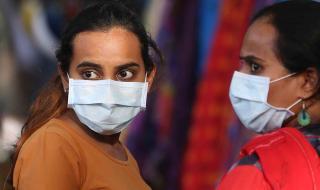 Вирус: Индия е страната с най-голям ръст на новите случаи
