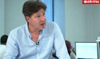 Боян Атанасов: Не разбирам Слави. Какво значи за мажоритарен вот ни трябва спокоен парламент?