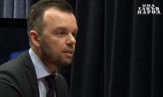 Александър Иванов събеседва със Слави Трифонов (ВИДЕО)