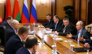 Опитват се да отдалечат Беларус от Русия