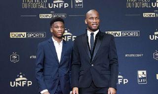 Синът на Дидие Дрогба с дебют в професионалния футбол (ВИДЕО)