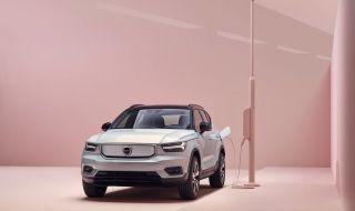 Интернет ъпдейт дава по-голям пробег за електрическото Volvo XC40