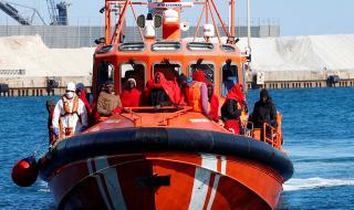 Шестима мигранти са се удавили в езерото Ван в Турция