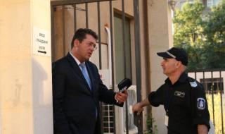 Пламен Узунов е на разпит, не могат да отключат телефоните му